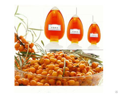 Iso Certificated Seabuckthorn Seed Oil Omega 7