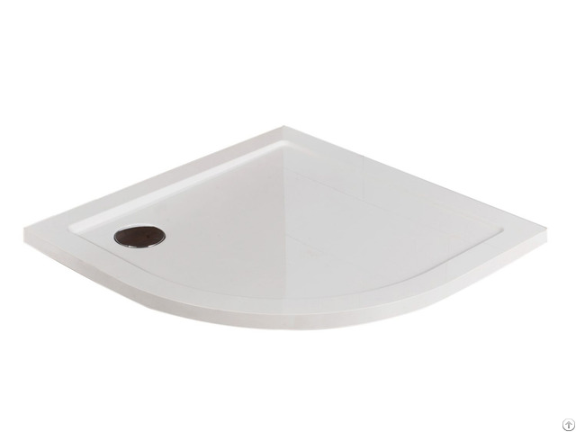 China Supply Simple Design Smc Bathroom Sector Shower Tray