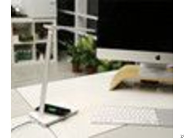 Wireless Charger Desktop Bed Led Dimming Touch Lamp