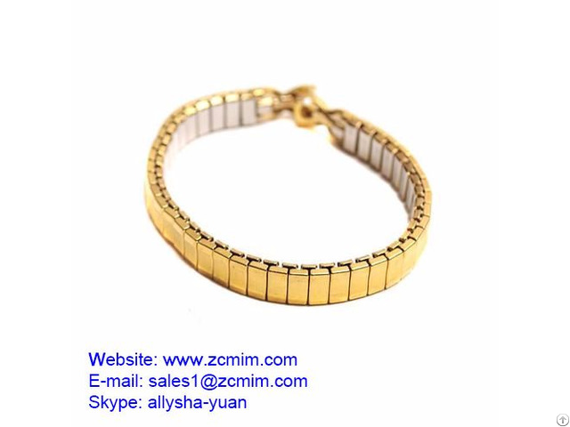 Ladies Watch Band Stainless Steel
