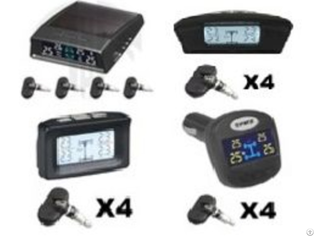 Tire Pressure Monitoring System Ti Series