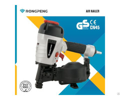 Rongpeng Coil Roofing Nailer Cn45