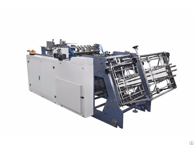 Paper Lunch Box Making Machine Mr-800c