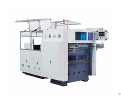 Automatic Paper Roll Feeds Creasing And Die Cutting Machine Mr-950b