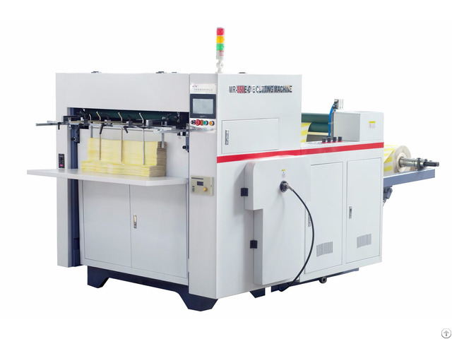 Automatic Paper Cup Die Cutting Machine Mr-850e