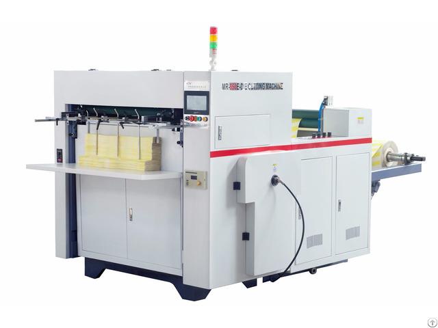 Automatic Paper Cup Die Cutting Machine Mr-850e