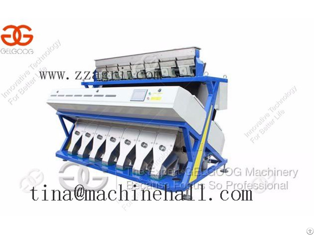 China Industrial Color Sorting Machine