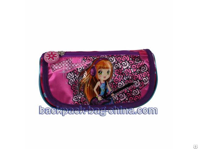 Merry Girl School Pencil Case