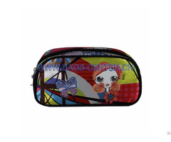 Double Compartment School Pencil Cases