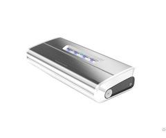 Stainless Steel Classic Vacuum Food Sealer Vs100s White