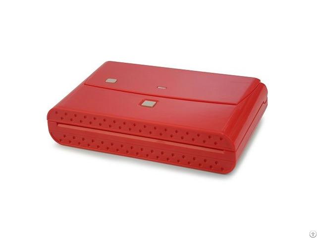 Mini Vacuum Food Sealer Vs66 Red