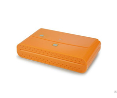 Mini Vacuum Food Sealer Vs66 Orange