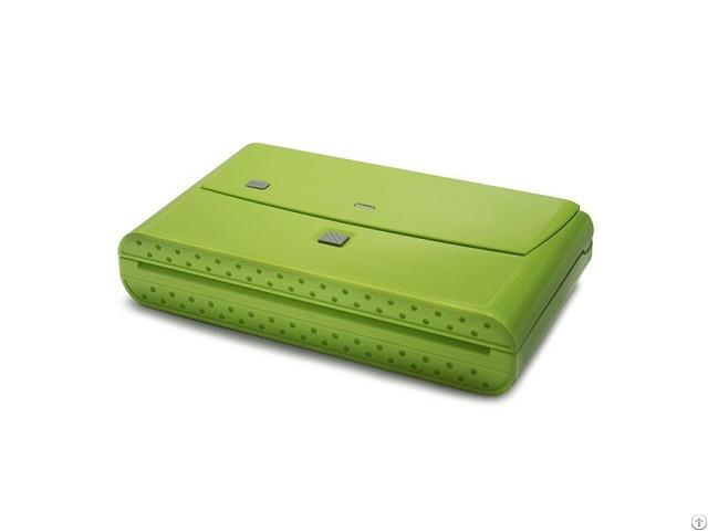 Compact Vacuum Food Sealer Vs66 Green