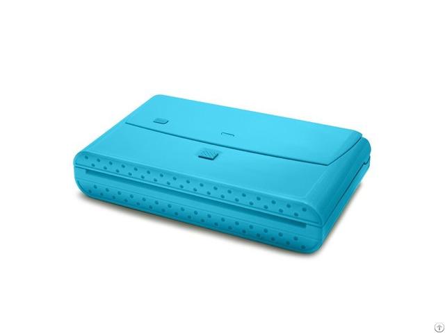 Mini Vacuum Food Sealer Vs66 Blue