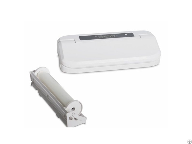 Innovative Home Vacuum Sealer Vs150c White
