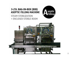 Double Head Bag In Box Aseptic Filling Machine Sterile Products Bib Filler