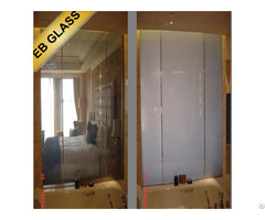 Smart Pdlc Film For Office Partition Privacy Electric Tint Ebglass