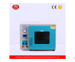 Hot Sale Dzf 6020 Vacuum Drying Oven