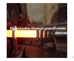 Steel Wire Induction Heat Treatment Furnace