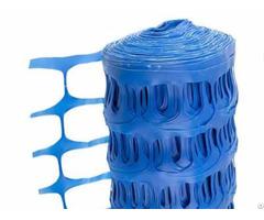 Blue Barrier Fencing Mesh