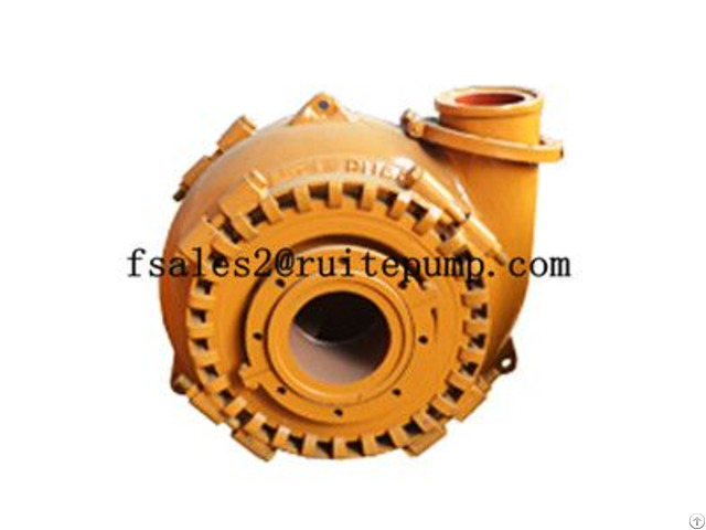 China High Efficiency Mining Sand Pump In Mine