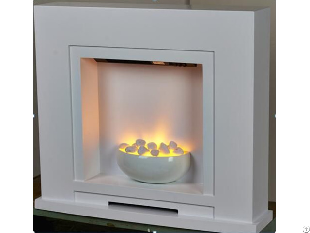 Free Standing Mdf Electric Fireplace