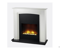 Free Standing Mdf Electric Fireplace Ljsf4006e