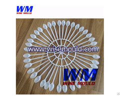High Quality Disposable Spoon Fork Knife Mold Cultery Mould
