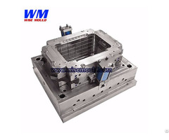Plastic Injection Mold Design And Fabrication