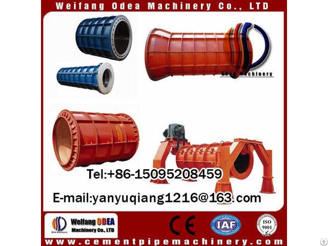 Sales Service Provided Concrete Pump Pipe Making Machine