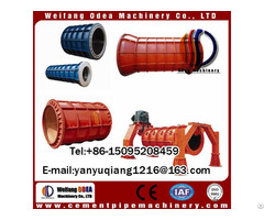 Sales Service Provided Concrete Pump Pipe Making Machine