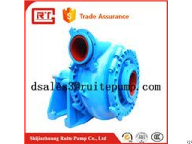 Abrasion Resistant Mining Sand Pump