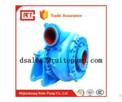 Abrasion Resistant Mining Sand Pump
