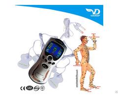 Hot Sale Body Massager Digital Massage Therapy Tens Machine