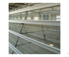 Poultry Farm Equipment Design Layer Chicken Egg Cage For Sale