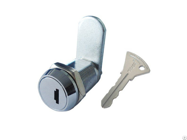 Zinc Alloy Mk Lock With Smart Disc And Tumbler