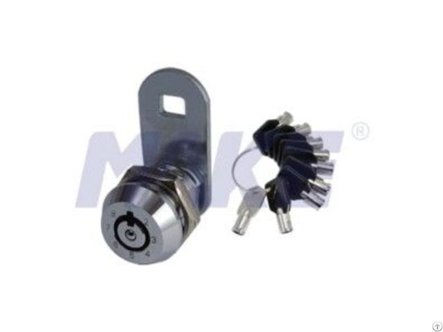 Tubular U Change Magic Cam Lock Mk116bs