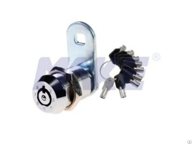 30mm Tubular U Change Magic Cam Lock Mk116bl