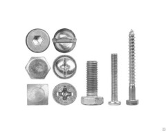 Fasteners - Nut, Bolt, Screw