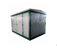 Zbw Box Type Substation 10kv