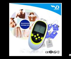 Digital Therapy Machine Portable Mini Health Tens Machines