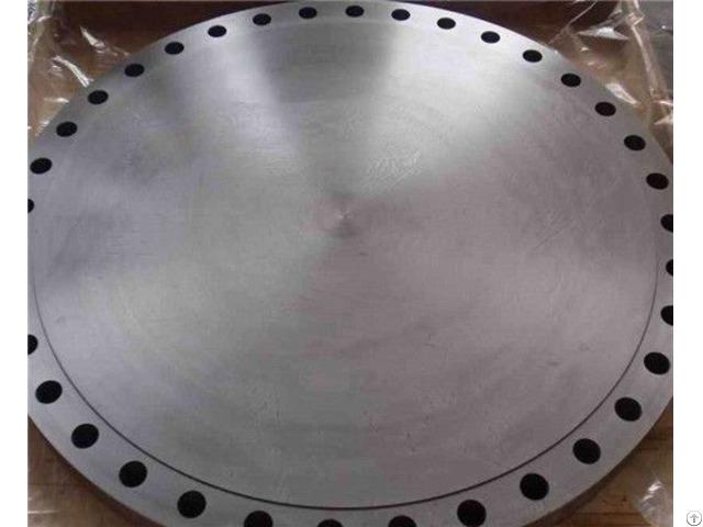 Blind Plate Flange