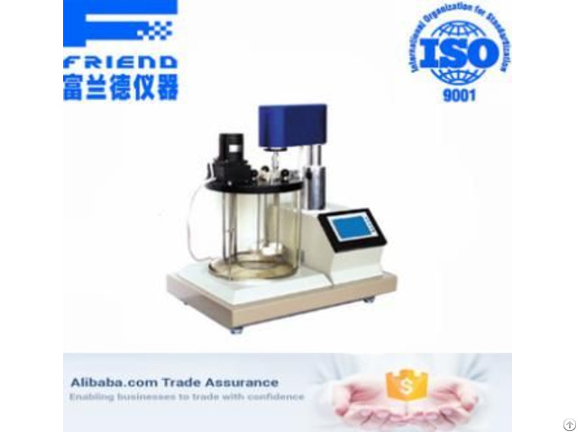 Fdt 0831 Oil And Synthetic Liquid Break Emulsification Tester
