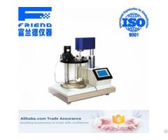 Fdt 0831 Oil And Synthetic Liquid Break Emulsification Tester
