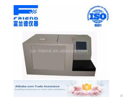 Fdt 0951 Water Soluble Acid Value Tester