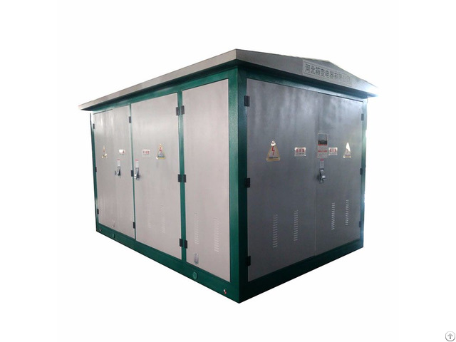 Box Type Transformer Substations