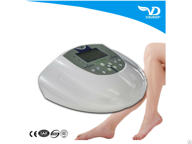 Stainless Steel Electric Ionic Detox Foot Spa Massager
