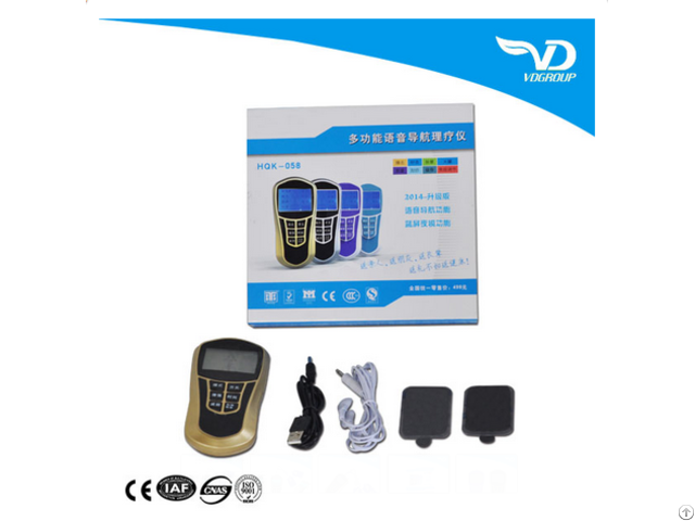 Electronic Pulse Shock Therapy Massager