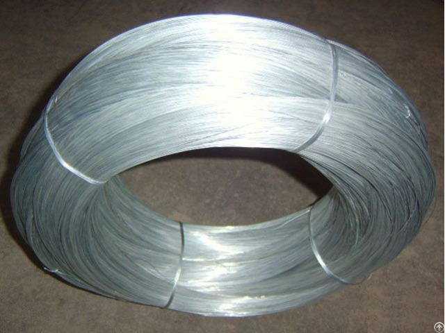 Annealed Gi Wire