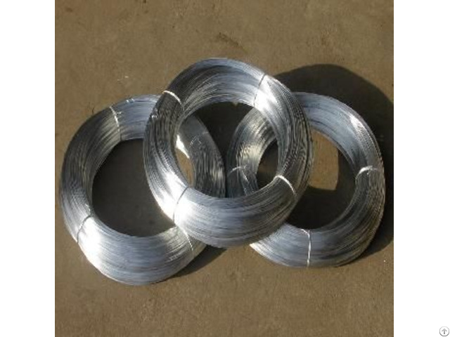 Cold Dipped Galvanized Iron Wire